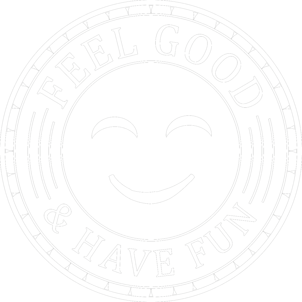 Feel Good & Have Fun Logo